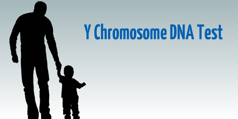 uncle and nephew with chromosome