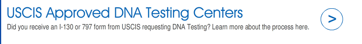 immigration dna test for uscis