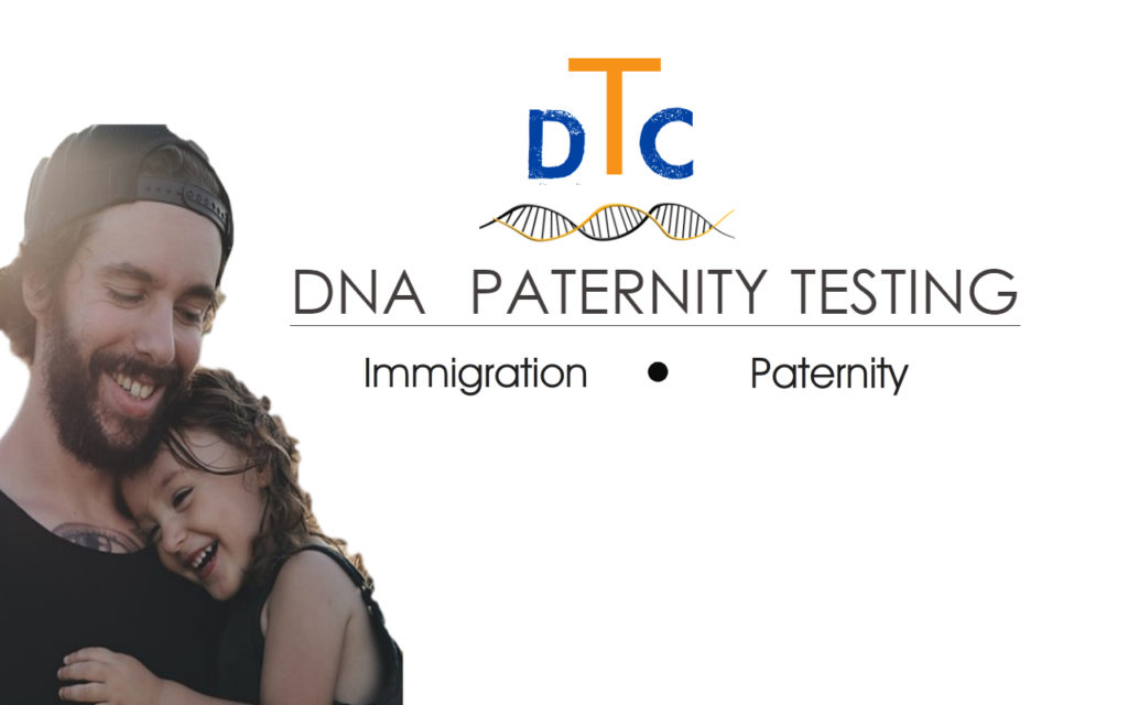 dna testing from dtc